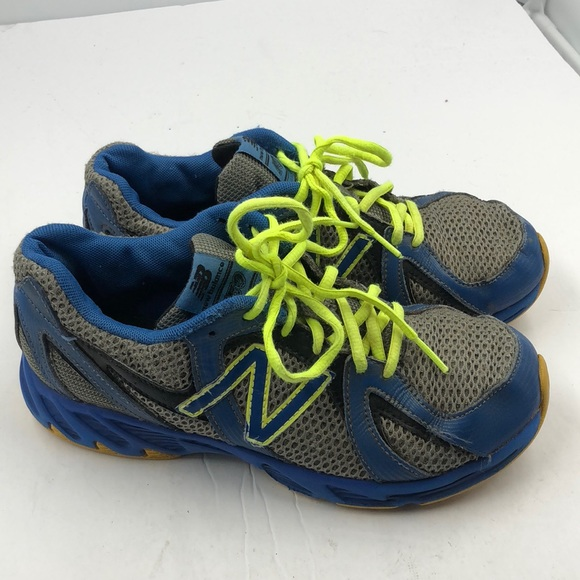 Shoes | 550 Mens Blue Yellow Tennis